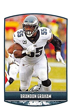 quality design c4289 ad976 Amazon.com: 2018 Panini NFL Stickers Collection #265 Brandon ...