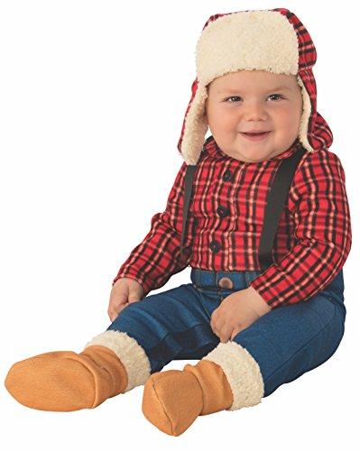 Rubie's Lumberjack Baby, (Lumberjack Costume Toddler)