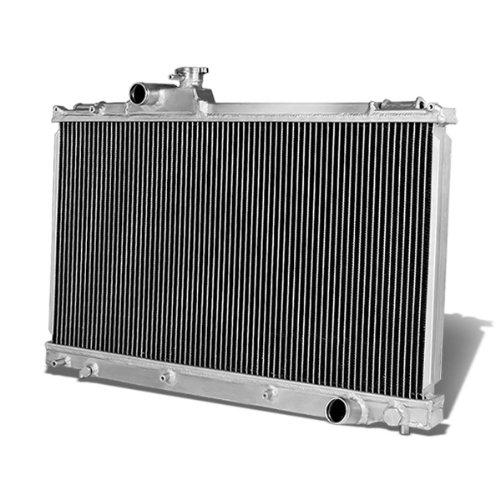 DNA Motoring RA-IS300-2 Aluminum Racing Radiator