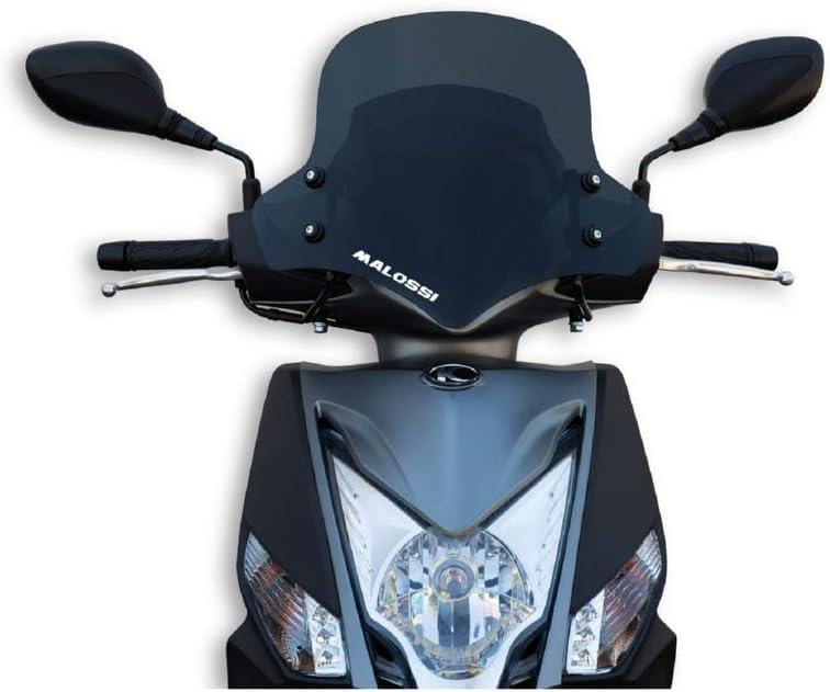 Kymco Agility R16 125 4t Sport Windschild Screen Rauchgrau Auto