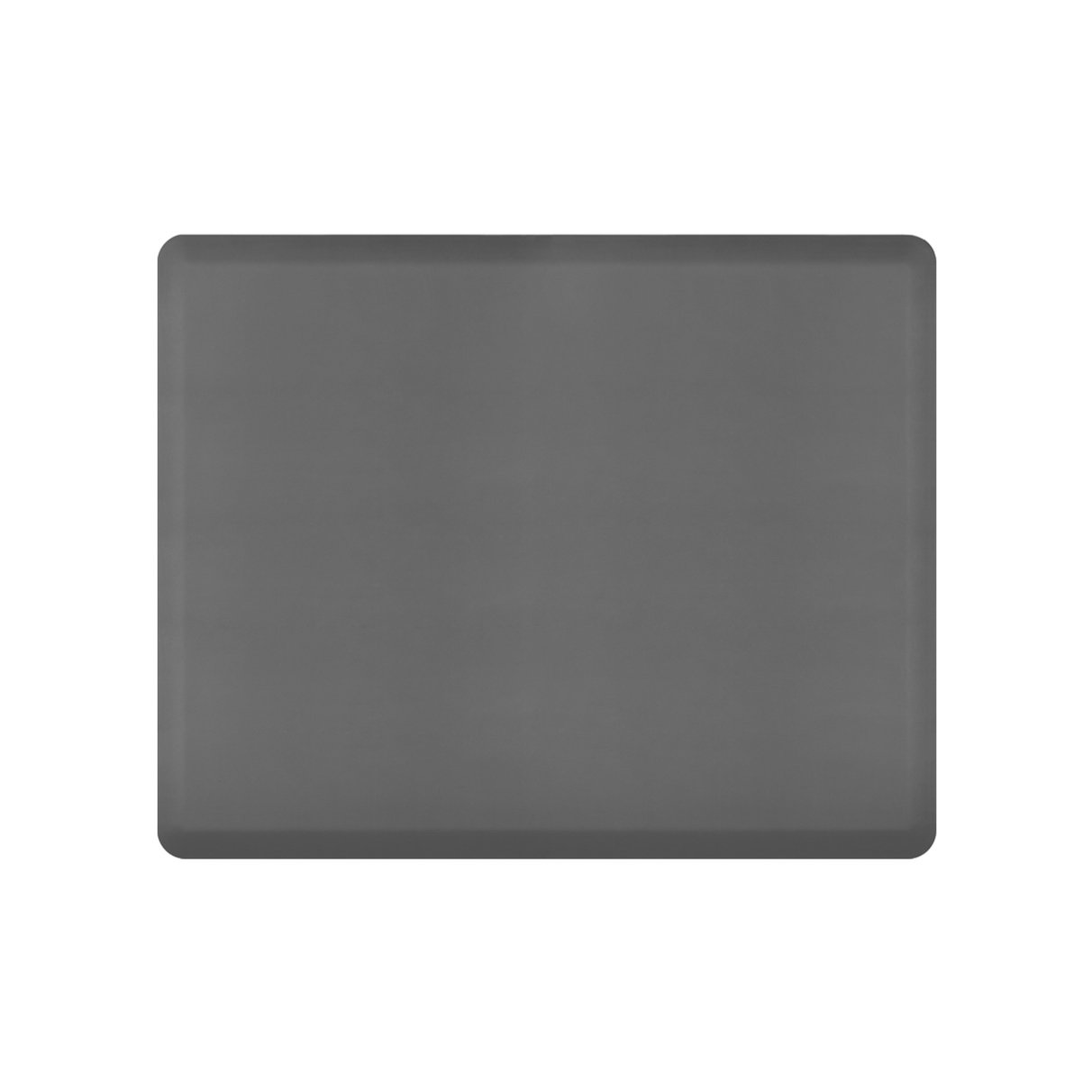 Wellnessmats 5 ft. x 4 ft. Mat (Gray)