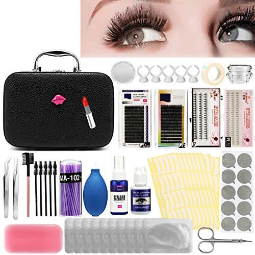 22 pcs Eyelash Extension