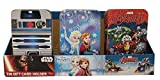 Gift Card Tins-Avengers, Frozen and Star Wars (Set of Six)