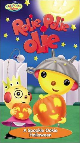 Rolie Polie Olie - A Spookie Ookie Halloween [VHS] -