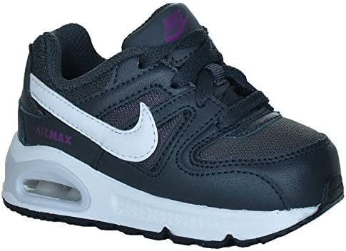 Nike Baby-Jungen Air Max Command (TD) Krabbelschuhe, grau