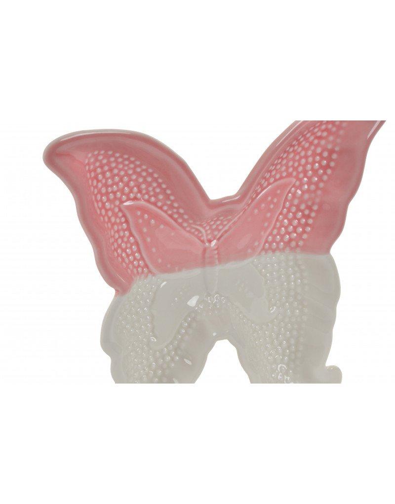 Hogar y más - Bandeja Vaciabolsillos de Porcelana con Forma de Mariposa.: Amazon.es: Hogar