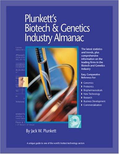Read Online By Jack W. Plunkett Plunkett's Biotech and Genetics Industry Almanac 2009: Biotech & Genetics Industry Market Research, (Pap/Cdr) [Paperback] pdf
