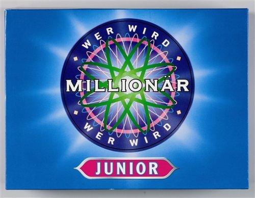 Wer wird Millionär Junior. Spiel.