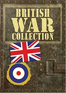 British War Collection (The Cruel Sea/The Ship That Died of Shame/Went the Day Well?/The Dam Busters/The Colditz Story) (1944)