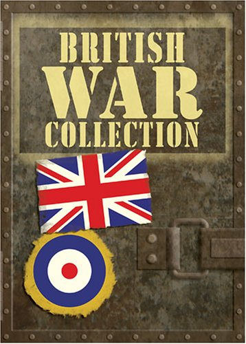 British War Collection (The Cruel Sea/The Ship That Died of Shame/Went the Day Well?/The Dam Busters/The Colditz Story) by Starz / Anchor Bay