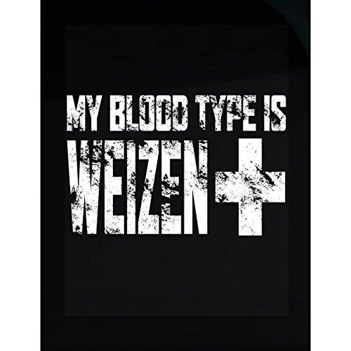 a positive blood type sticker - 6