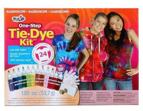 Tulip One- Step 12 Color Kaleidoscope Fabric Dye Kit