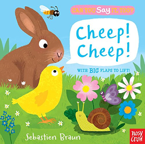 Book Cover: Can You Say It, Too? Cheep! Cheep!