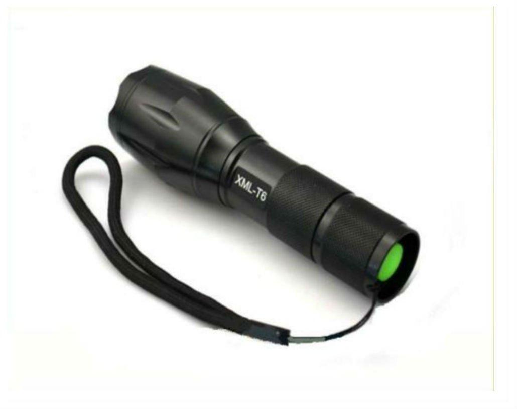 Wholesale Marine XML-T6 CREE LED Waterproof Flashlight 1,600 Lumen by Unknown