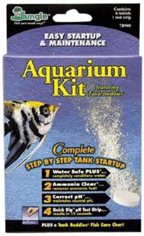 Jungle Fish Conditioner - Jungle Laboratories AJUTB900 Tank Buddies Aquarium Kit