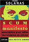 Scum manifesto par Solanas