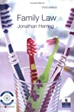 Family Law, Jonathan Herring, 1405846801