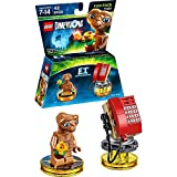Jurassic World + Gremlins Team Packs + E.T. + The Lord Of The Rings Gollum Fun Packs - Lego Dimensions (Non Machine Specific)