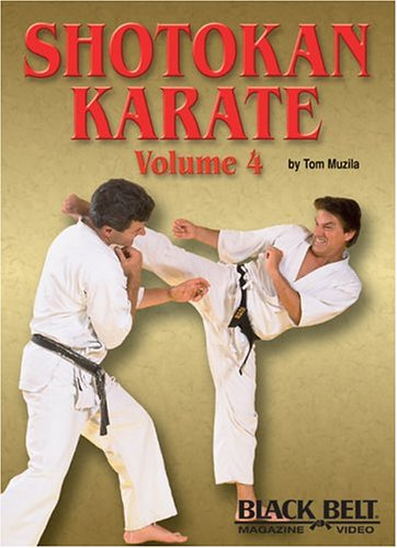 Shotokan Karate Volume 4 - by Tom Muzila