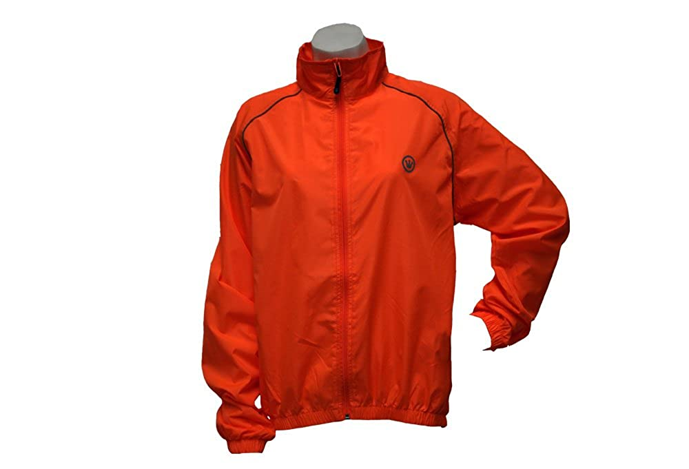 Amazon.com  Canari Men s Microlight Cycling Shell Jacket (X-Large) Orange   Clothing 8be9d3df6