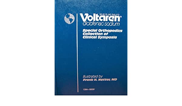Voltaren Diclofenac Sodium Special Orthopedics Collection Of