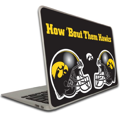 - VictoryStore Removable Vinyl Cover - Iowa Hawkeyes, Design #4,