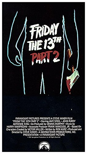 Friday the 13th Part II Movie Poster (1980) 24x36 ()