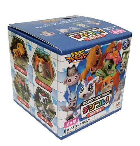- MegaHouse Digimon Adventure Data 1 Action Figures (Single Random Blind Box)