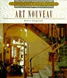 Front cover for the book Art Nouveau (Architecture and Design Library) by Robert Fitzgerald
