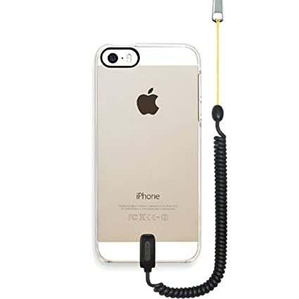 the best attitude 92d2d 669d0 Kenu Highline for iPhone SE, 5s/5 | Security Cell Phone Bungee Leash and  Protective Case