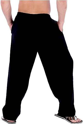 Pantalon con Cremallera Pantalon De Chandal Pantalones Blancos ...