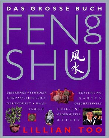 Das große Buch Feng Shui Gebundenes Buch – 2000 Lillian Too Könemann 3829048742 Grenzwissenschaften