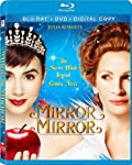Cover Image for 'Mirror Mirror [Blu-ray/ DVD + Digital Copy]'