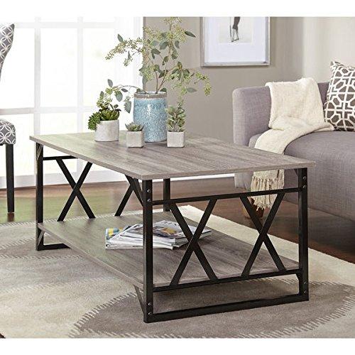 Reclaimed Wood Coffee Table Amazon: Rustic Coffee Table Set: Amazon.com