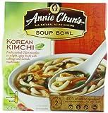 Annie Chun's Kimchi Soup Noodle Bowl, 5.9-Ounce Bowls (Pack of 6)