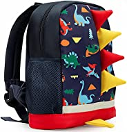 LESNIC Kids Toddler Backpack with Leash 8 Litre, Buckles in the Front, CPC Certified for 1-6 Years Old Boys &a
