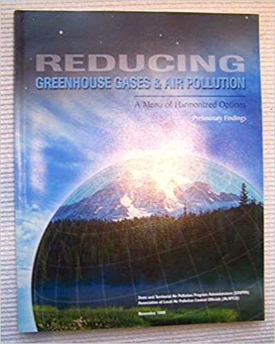 Descargar libro electrónico deutsch gratisREDUCING GREENHOUSE GASES & AIR POLLUTION: A Menu of Harmonized Options PDF PDB CHM
