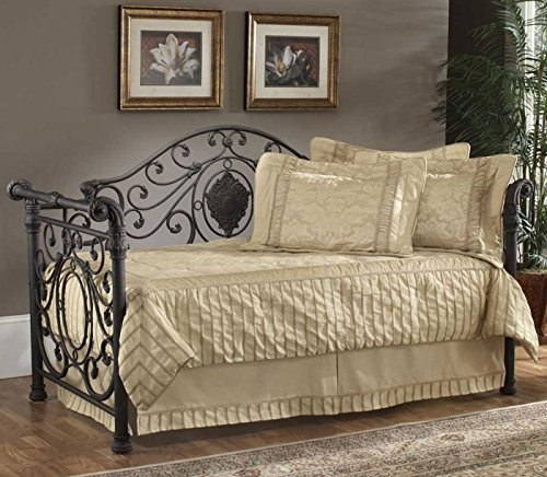 Mercer Daybed (Metal Daybed in Antique Brown - Sides/Back Only)