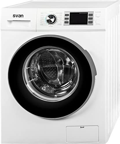 Lavadora svan SVL8123 8kg, 1200 rpm, A+++, blanca: Amazon.es: Hogar