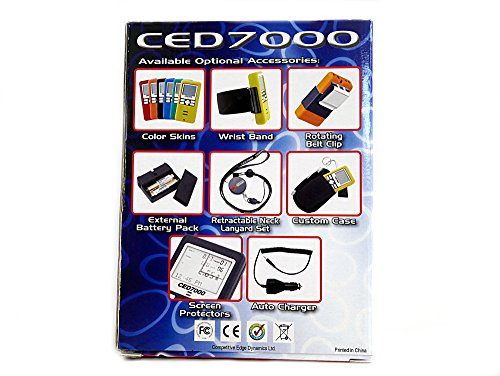 CED7000 Shot Timer - Perfect for Dry Fire Practice Shooting or RO use in USPSA, IPSC, 3 gun, and Steel Challenge. by CED (Image #2)'