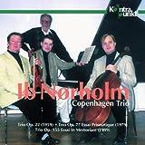Piano Trios (Copenhagen Trio) [European Import] by I.B. Norholm (2008-01-01)