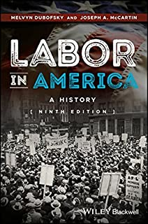 Book Cover: Labor in America: A History