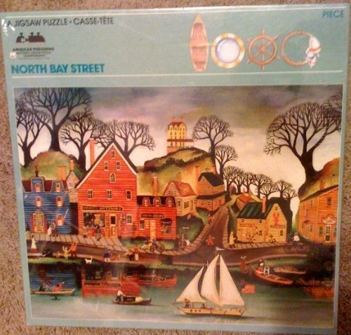 North Bay Street 23 X 29 by American Publishing