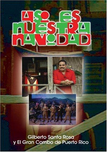 Gilberto Santa Rosa y El Gran Combo de Puerto Rico: Asi Es Nuestra Navidad (Santa Stores Rosa)