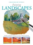 Painting Landscapes, Parramon's Editorial Team, 0764159291