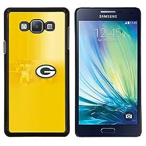 Stuss Case / Funda Carcasa protectora - G - Samsung Galaxy A7 A7000