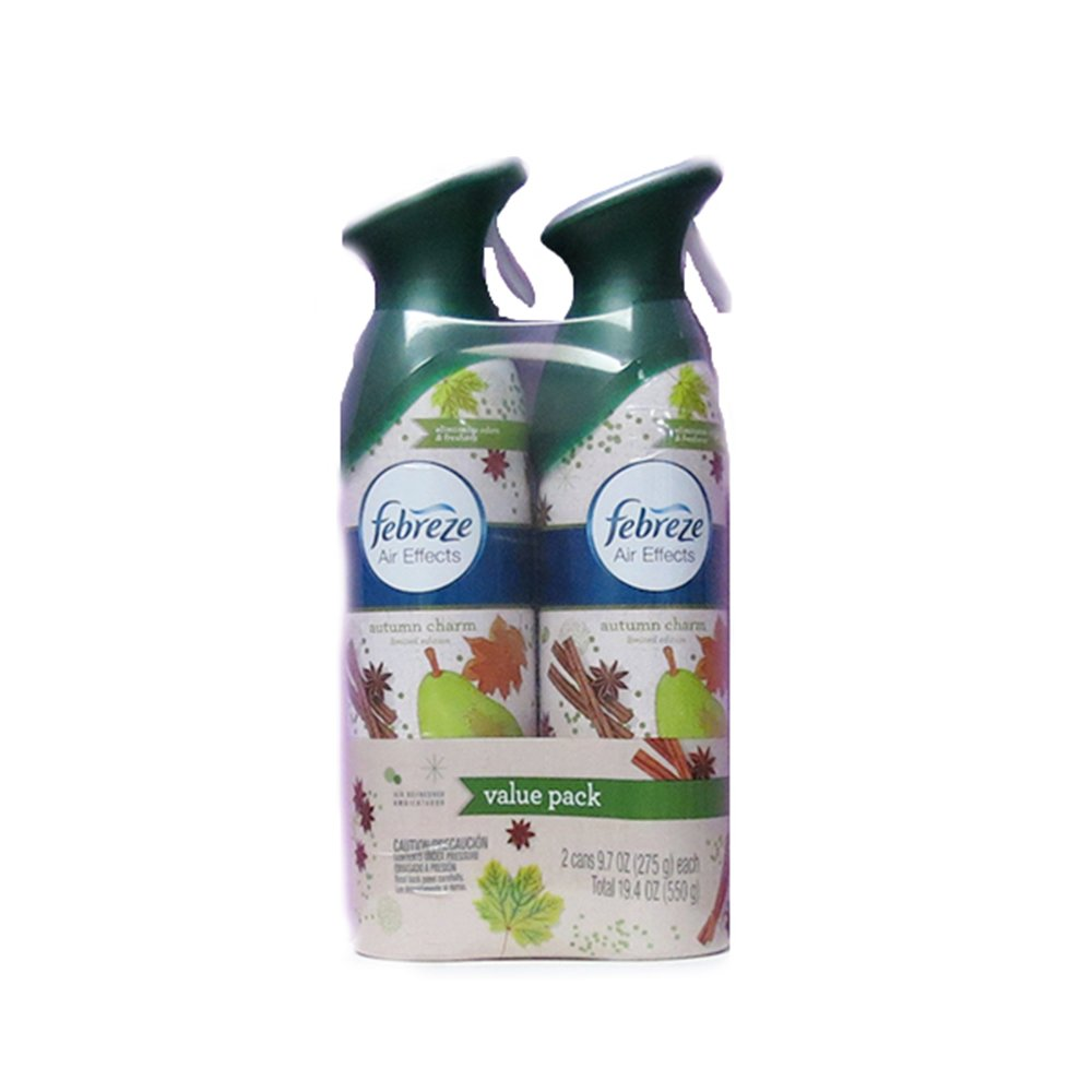 Febreze Air Freshener – Autumn Charm(Twin Pack 550g) 937104
