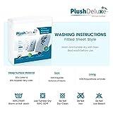 PlushDeluxe Premium Mattress Protector, Waterproof
