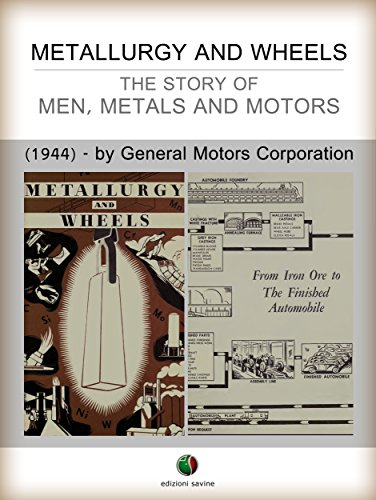 Metallurgy And Wheels The Story Of Men Metals And Motors History
