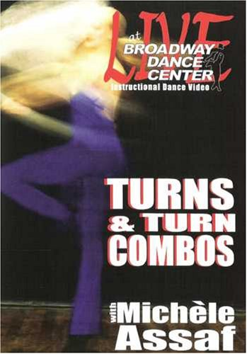 Live At Broadway Dance Center: Turns and Turn Combo with Michele - Combo Center
